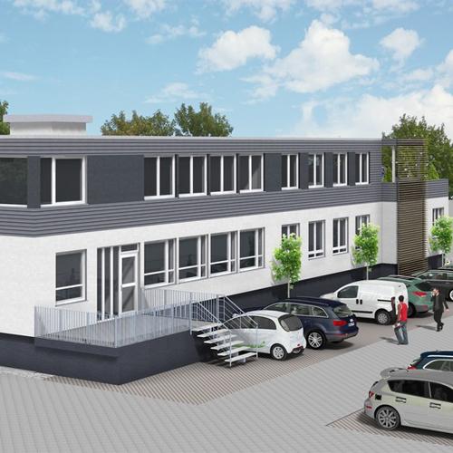 BORGWARE setzt Segel für neues Bürogebäude