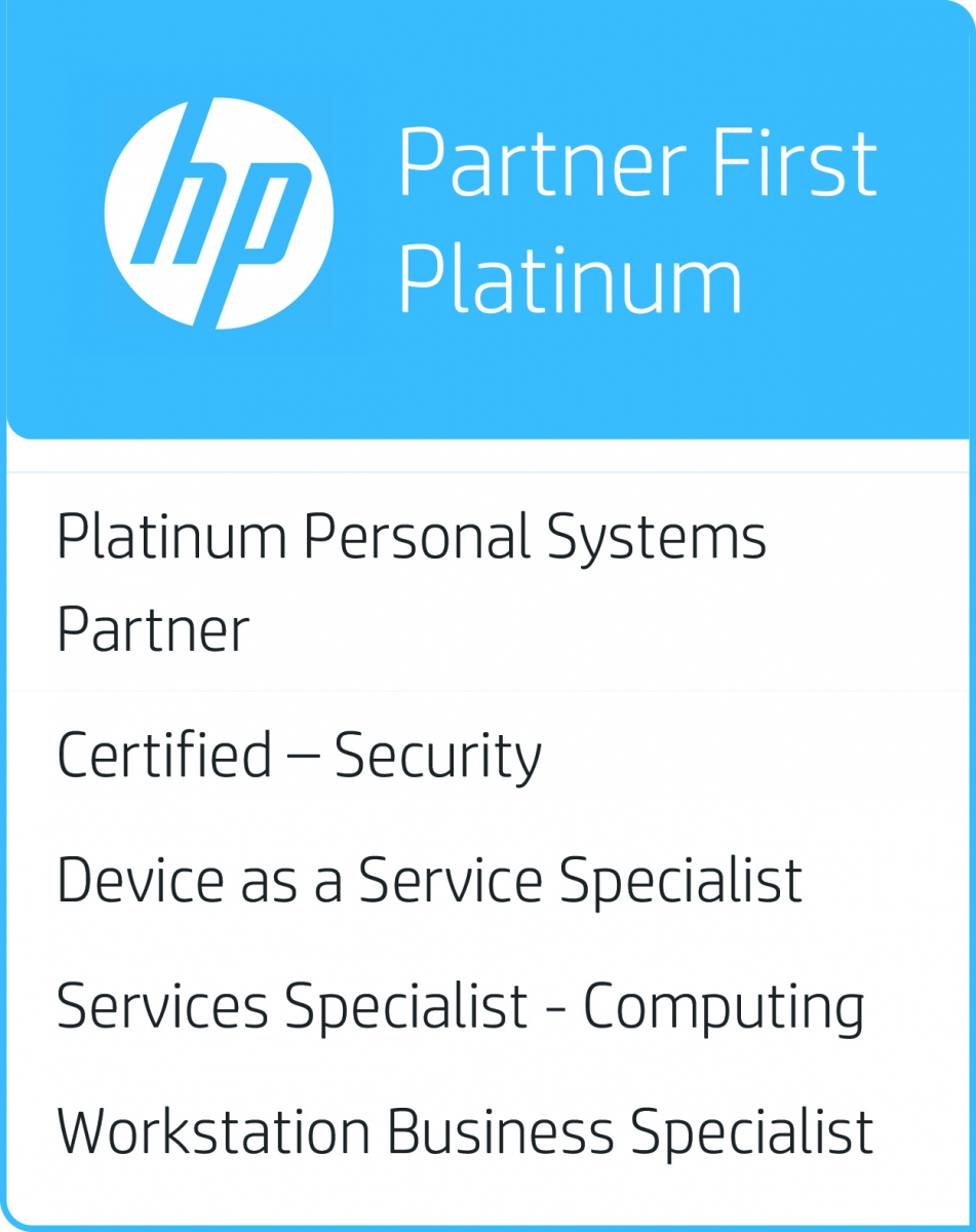BORGWARE HP Partner First Gold