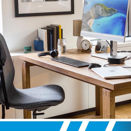 HomeOffice setzt neue Maßstäbe!