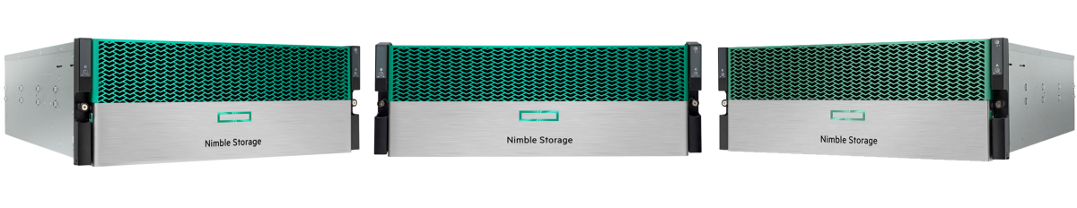 Storage-Lösung Nimble