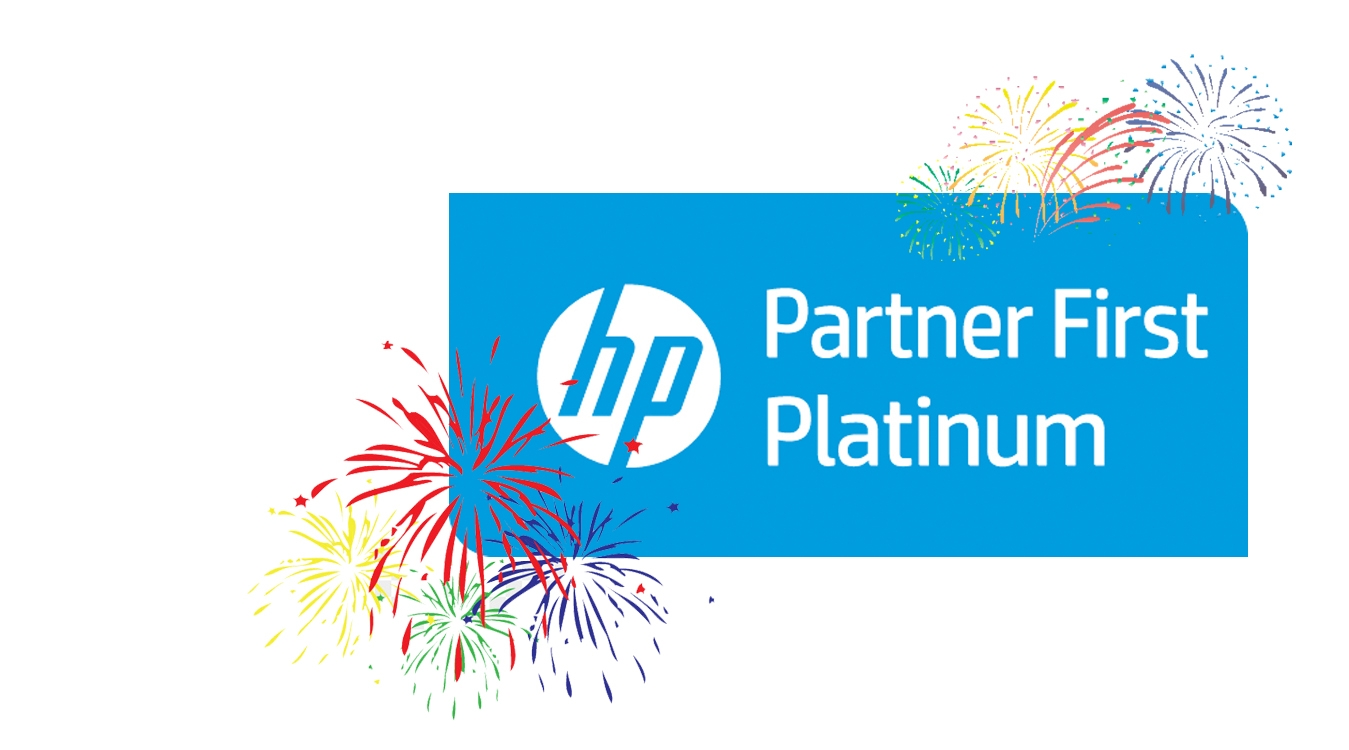 BORGWARE  ist HP Partner First Platinum