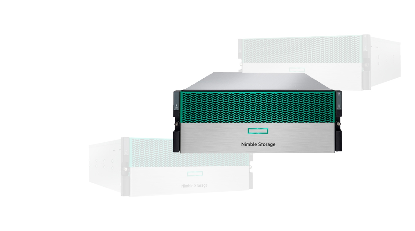 BORGWARE setzt auf starke HPE Nimble Storage-Lösung