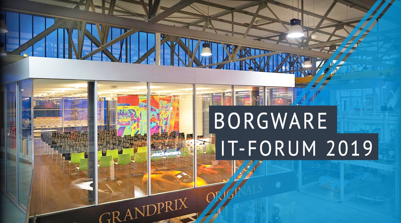 BORGWARE IT-Solutions & Services IT-Forum 2019