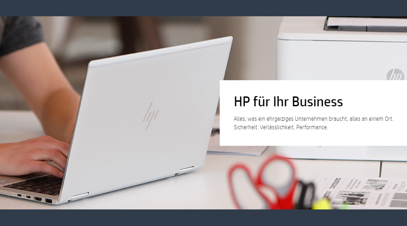 BORGWARE IT Solutions & Services HP Produktlösungen