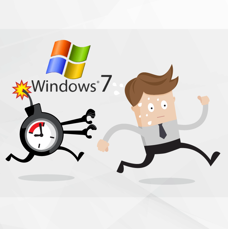Windows 7 - Die Zeitbombe tickt!